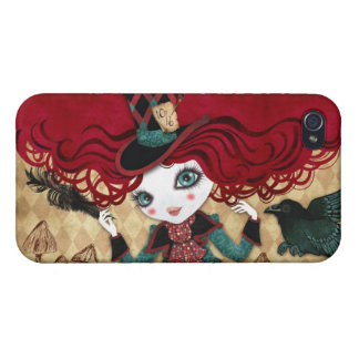 Mad Riddle iPhone 4 Case