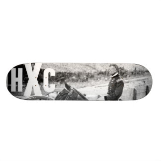 Mad River Motor Company - Series #1 - High Watt Skateboard