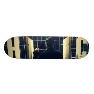 Mad River Motor Company - Series #1 - HxC Skateboard Deck