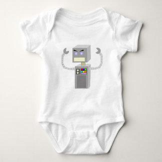 Mad Robot B Infant Creeper