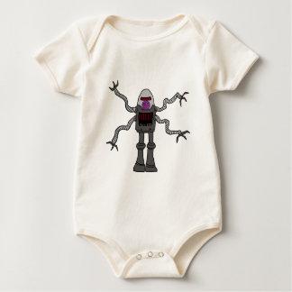Mad Robot Baby Bodysuit