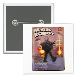 Mad Robot Pulp Cover Button