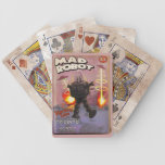 Mad Robot Pulp Cover Deck Of Cards