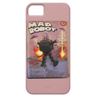 Mad Robot Pulp Cover iPhone 5 Case