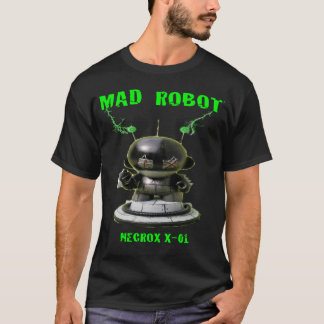 MAD ROBOT 'S NECROX_X-01 T-Shirt