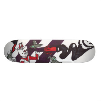 mad Robot Skate Boards