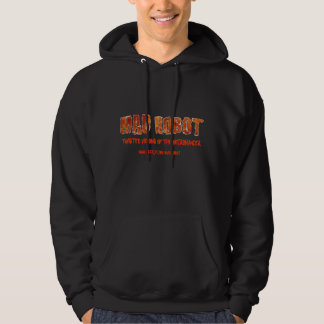 MAD ROBOT TWO SIDED HOODIE
