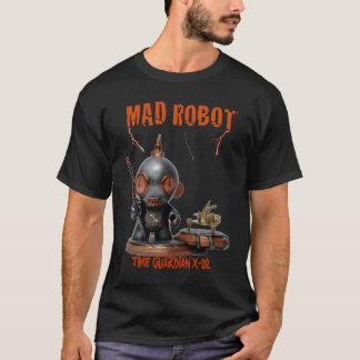MAD ROBOT'S TIME GUARDIAN X-02 T-Shirt