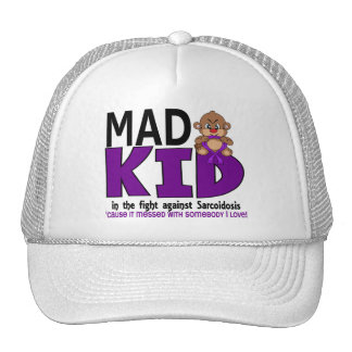 Mad Sarcoidosis Trucker Hat