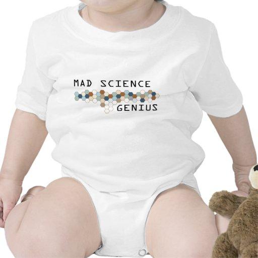 Mad Science Genius Tees
