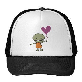 Mad Science Love Trucker Hat