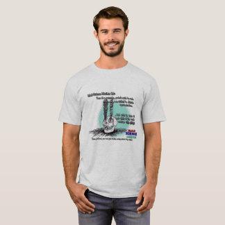 Mad Science Maxims #4...shirt! (Megalogo) T-Shirt