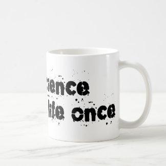 Mad Science Saved My Life Once Mug