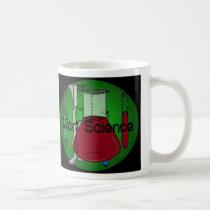 Mad Science Scientists STEM Chemistry Geeky Coffee Mug