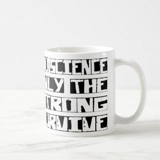Mad Science Survive Coffee Mug