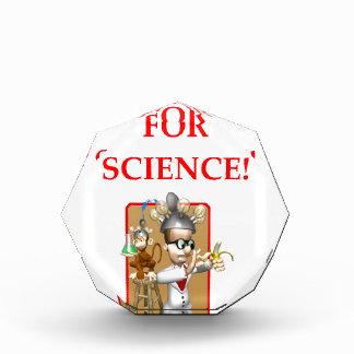 mad scientist award