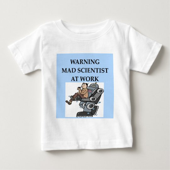 MAD scientist Baby T-Shirt