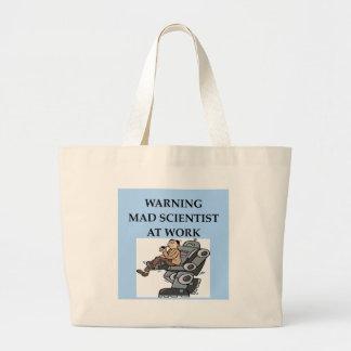 MAD scientist Bag