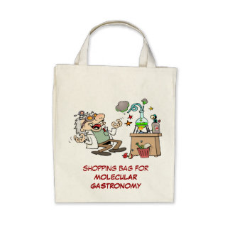 Mad Scientist Canvas Bags