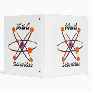 Mad Scientist Binders