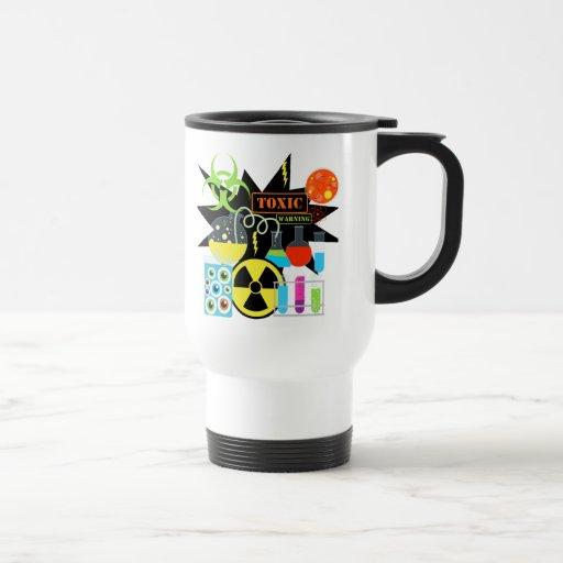 Mad  Scientist Coffee Mugs