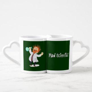 Mad Scientist Drink Recipe Coffee Mug Set