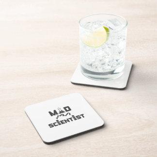 Mad Scientist Electric Science Beaker Coaster