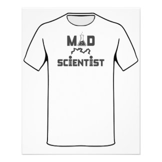 Mad Scientist Electric Science Beaker Flyer