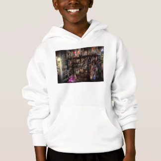 Mad Scientist - Essence of life machine Hoodie