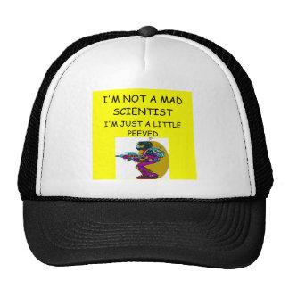 mad scientist trucker hats
