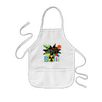 Mad  Scientist Kids' Apron