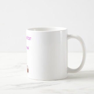 mad scientist classic white coffee mug
