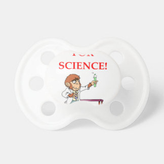 mad scientist pacifier