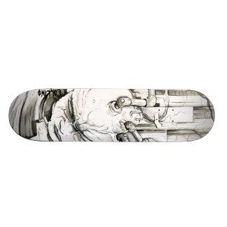 Mad Scientist Skateboard