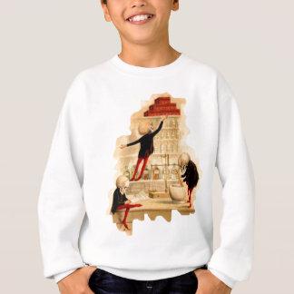 Mad Scientist Skeletons Sweatshirt
