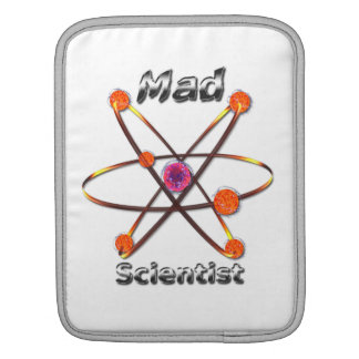 Mad Scientist Sleeve For iPads