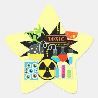Mad  Scientist Stickers