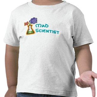 mad_scientist t shirts