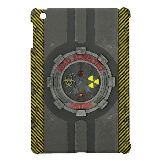 Mad Scientist Union iPad Mini Covers