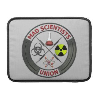Mad Scientist Union MacBook Sleeve