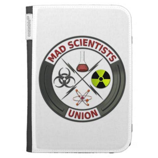 Mad Scientist Union Kindle Keyboard Case