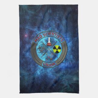 Mad Scientist Union Kitchen Towel