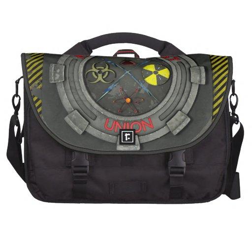 Mad Scientist Union Laptop Bags