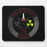 Mad Scientist Union Mouse Pad