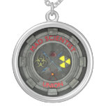 Mad Scientist Union Personalized Necklace