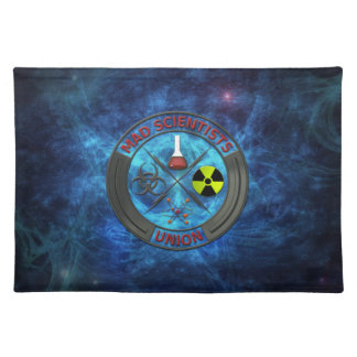 Mad Scientist Union Placemats
