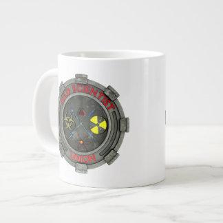 Mad Scientist Union Extra Large Mugs