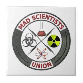 Mad Scientist Union Tile