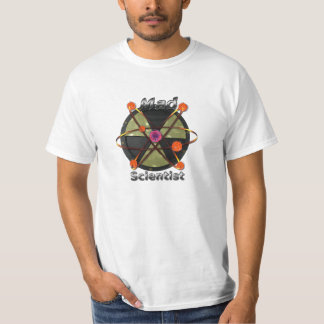 Mad Scientist Version 2 T-Shirt