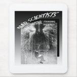 Mad Scientists International-Nicola Tesla Mouse Pad